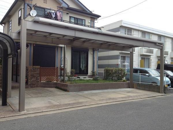 千葉県千葉市のK様邸 (アルミ Uスタイル)