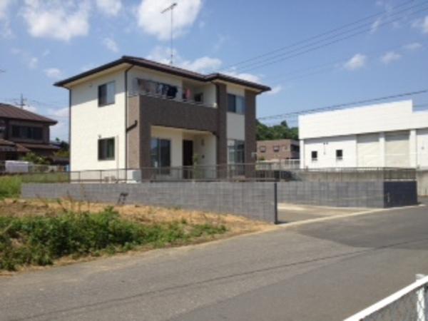 茨城県鉾田市 N様邸 新築外構工事
