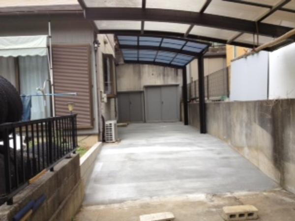 茨城県美浦村のK様邸 レイナポートグラン施工のサムネイル