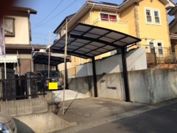 茨城県美浦村 レイナポートグラン施工 2014年2月のサムネイル