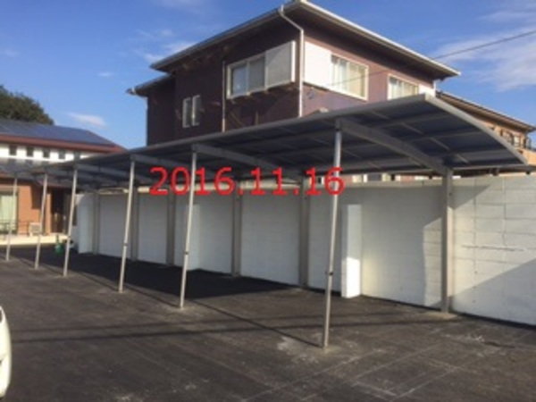 千葉県八街市 M様邸 レイナポートグラン3連棟施工!