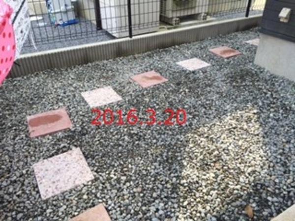 茨城県龍ヶ崎市 M様邸 DIY砂利敷きお手伝い!のサムネイル