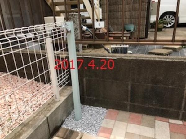 千葉県船橋市 T様邸 オンリーワンクラブ立水栓設置工事!