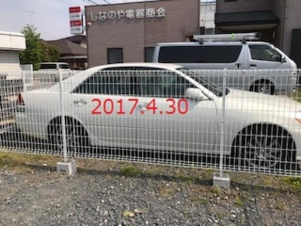 茨城県土浦市 K様邸 メッシュフェンス補修工事!のサムネイル