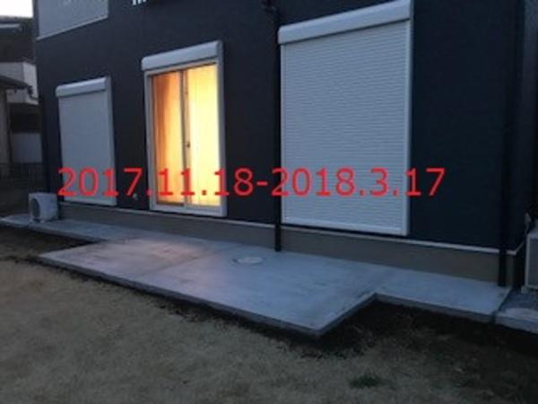 茨城県牛久市 N様邸 土間コンクリート打設&六号砕石敷き