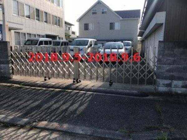 茨城県龍ヶ崎市 S様 伸縮門扉取り換え工事