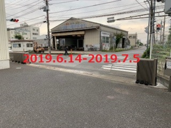 千葉県千葉市緑区 G様 大型伸縮門扉交換工事!