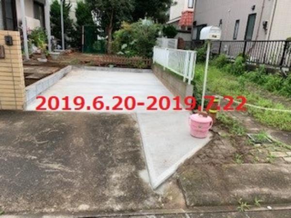 茨城県守谷市 T様邸 駐車場増設工事!