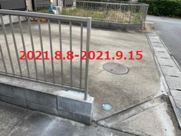 茨城県龍ヶ崎市 M様邸 フェンス補修と階段補修!のサムネイル